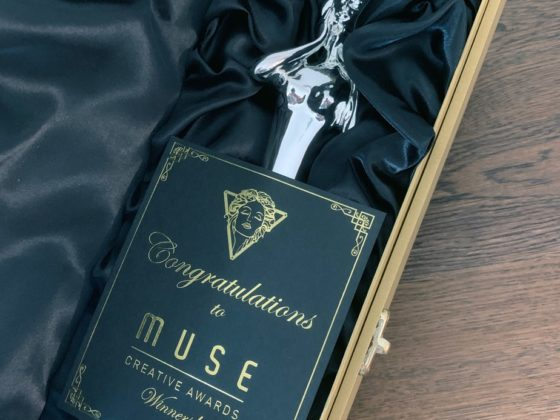 Image of Kairos MUSE Creative Award.